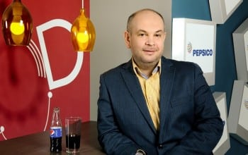 Calin Clej, Marketing Director, PepsiCo Greater Balkans Beverages & South Eastern Europe Franchise, PepsiCo Romania