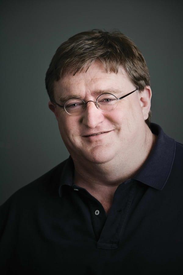Gabe Newell-Valve