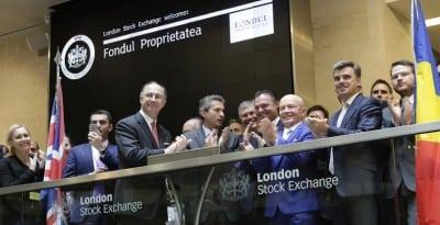 Fondul Proprietatea, pe London Stock Exchange