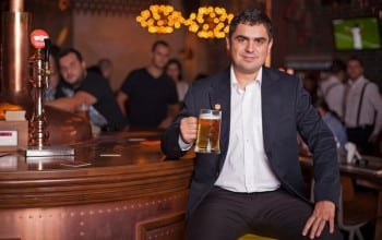 Mihai Barsan, Vicepresedinte Marketing, Ursus Breweries