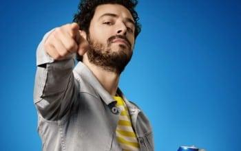 Marius Moga, ambasador Pepsi