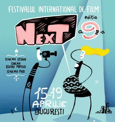 NexT 2015 aduce un numar record de filme in Bucuresti