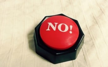 """Spune """"Nu"""" discriminarii"""