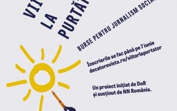 """Viitor la purtator"" pentru jurnalistii romani"