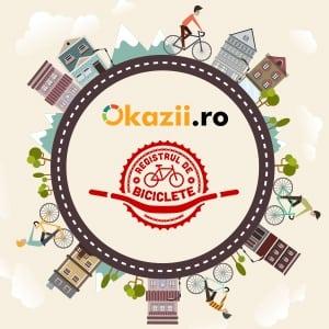 Bicicletele, la loc sigur pe Okazii
