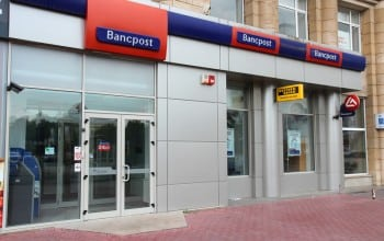 Bancpost, profit de 25 mil. lei in T1