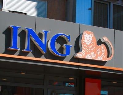 Profitul ING Bank a crescut la trei luni cu 9%