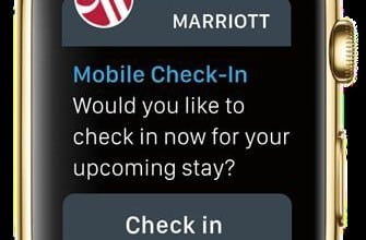 Marriott Mobile, pentru Apple Watch si Ipad