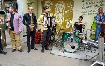 Activare in ritm de jazz