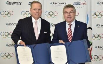 Jocurile Olimpice se vad pe Discovery si Eurosport