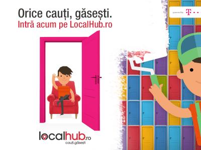 Telekom lanseaza LocalHub.ro pentru IMM-uri