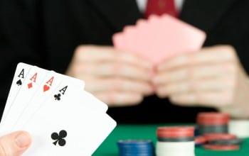 In business e ca in jocul de poker