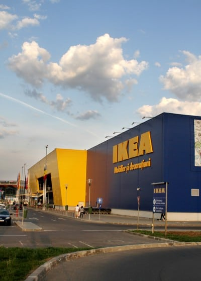 IKEA deschide al doilea magazin din Bucuresti in zona Pallady