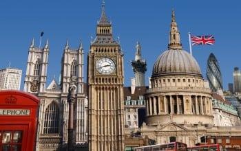 Londra, cel mai vizitat oras din lume