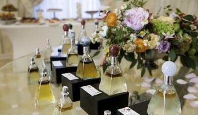 Colectie de parfumuri integral organice