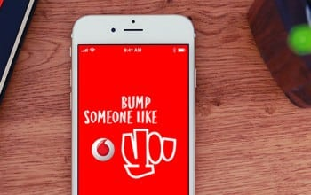 Branding alternativ pentru Vodafone
