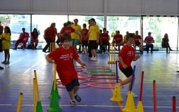 Sustinere pentru Special Olympics