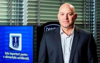 Schimbare in managementul Danone Europa de Sud Est