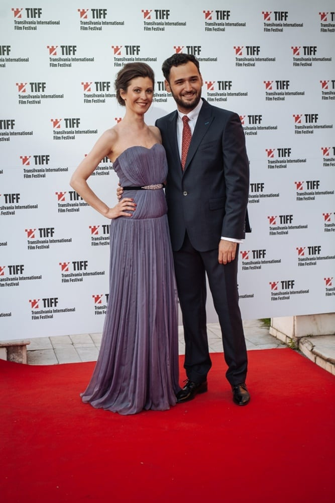 Andreea Georgescu la TIFF (1)