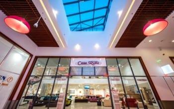 Casa Rusu, investitie 120.000 de euro in magazinul de la Constanta