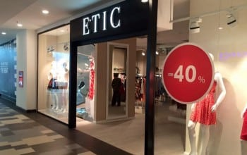 ETIC revine la Bucuresti Mall