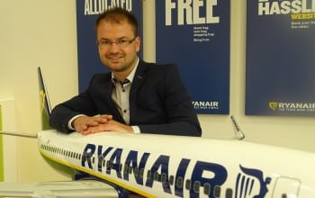 Schimbare in echipa de marketing a Ryanair