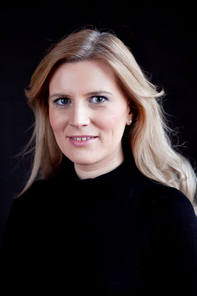 Irina Roncea, PR Director, Golin