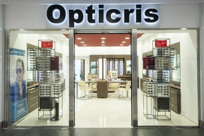 Opticris se deschide in Plaza Romania