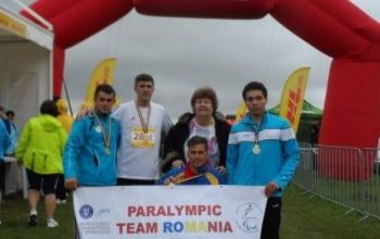 Peste 1.000 de alergatori la Maratonul DHL Stafeta Carpatilor