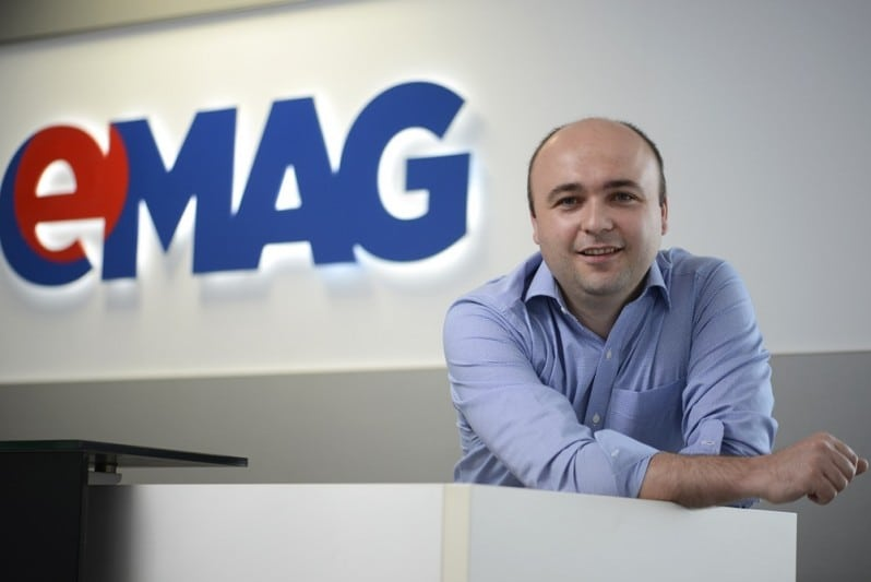 Tudor Manea_Director General eMAG Romania