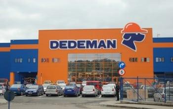 Dedeman a investit 13 mil. euro in noul magazin din Suceava