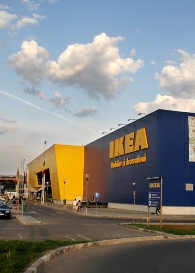 7% din vanzarile totale ale IKEA se fac online
