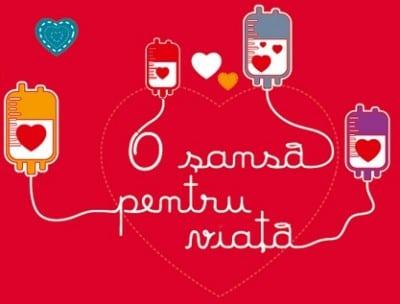 Fundația Vodafone România modernizează centrele de transfuzie sanguină