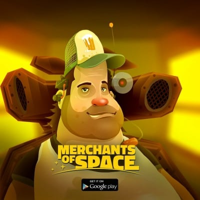 Merchands of Space, disponibil si in Google Play