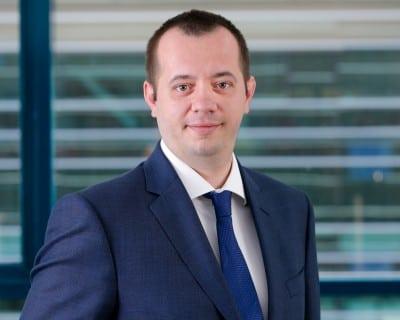 Bogdan Neacsu devine Director General Adjunct Garanti Bank