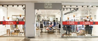 D'S Damat se redeschide in Plaza Romania