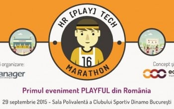 Top manageri la primul eveniment PLAYFUL din Romania
