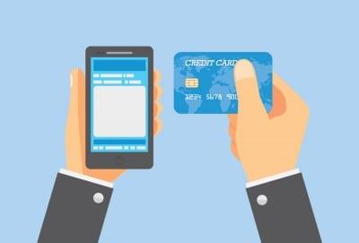 Un sfert din platile online cu cardul vin de pe mobil