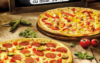 Pizza Hut Delivery introduce Italian Mix