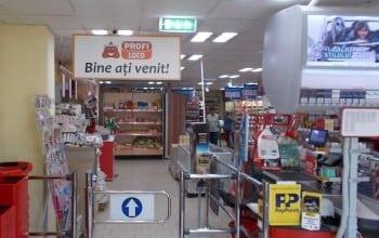 Un nou concept de magazin Profi