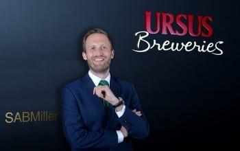 Ursus Breweries are un nou vicepresedinte de resurse umane