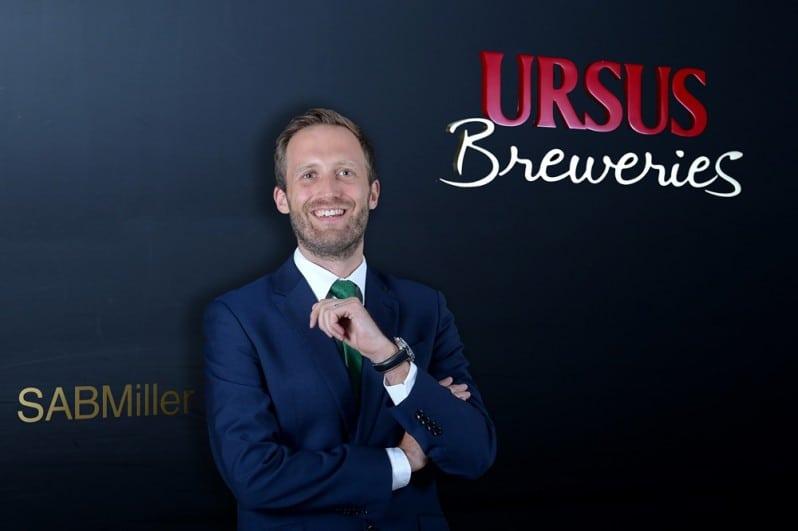 Rob Kenney, Ursus Breweries