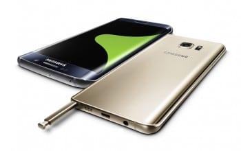Cum arata Samsung Galaxy S6 edge+ si Note 5 (galerie foto)