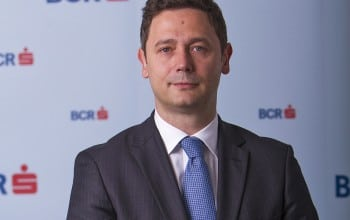 Sergiu Manea, noul CEO al BCR