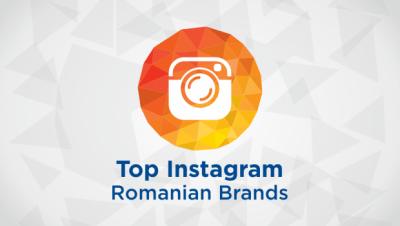 Topul brandurilor din Romania pe Instagram