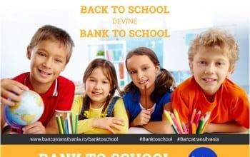 BT lanseaza Bank to School