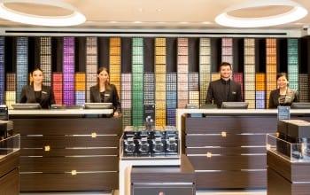 Nespresso a deschis primul Boutique din Bucuresti