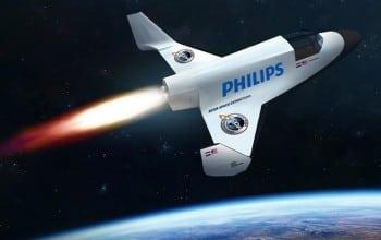 Philips a ales castigatorii calatoriei in spatiu