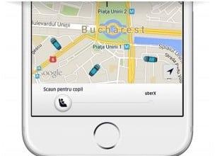 Uber lanseaza uberFAMILY in Bucuresti
