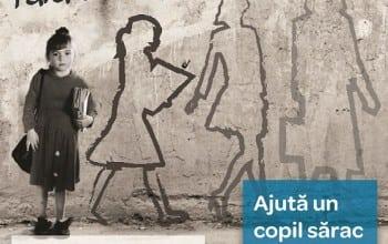A inceput strangerea de fonduri Fiecare Copil in Gradinita